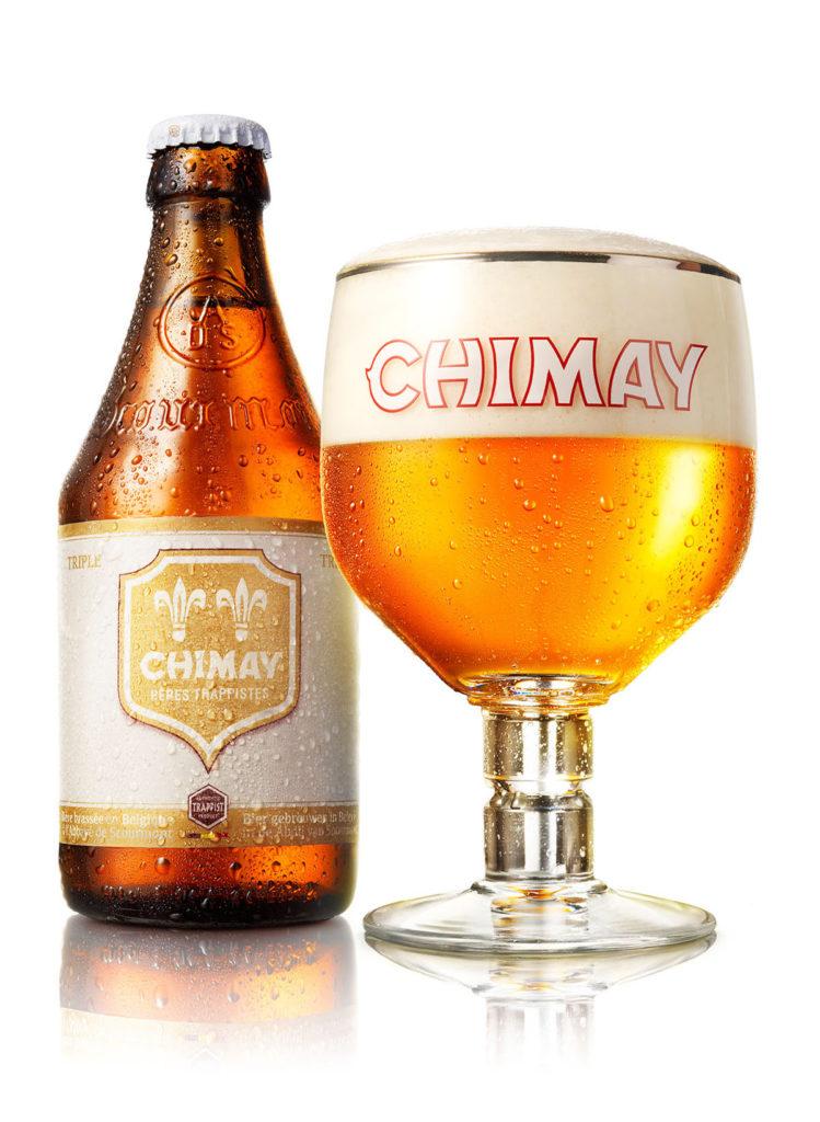 Bier Packshot Chimay kopie