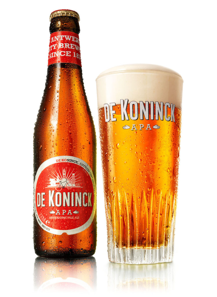 Bier Packshot Koninck kopie
